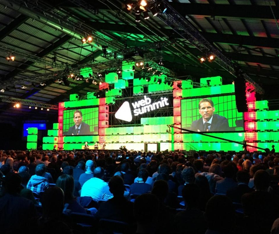 The Web Bureau did The Web Summit, WOW!