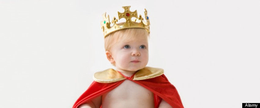 Honouring the Royal Baby – Our Royal Digital Standard