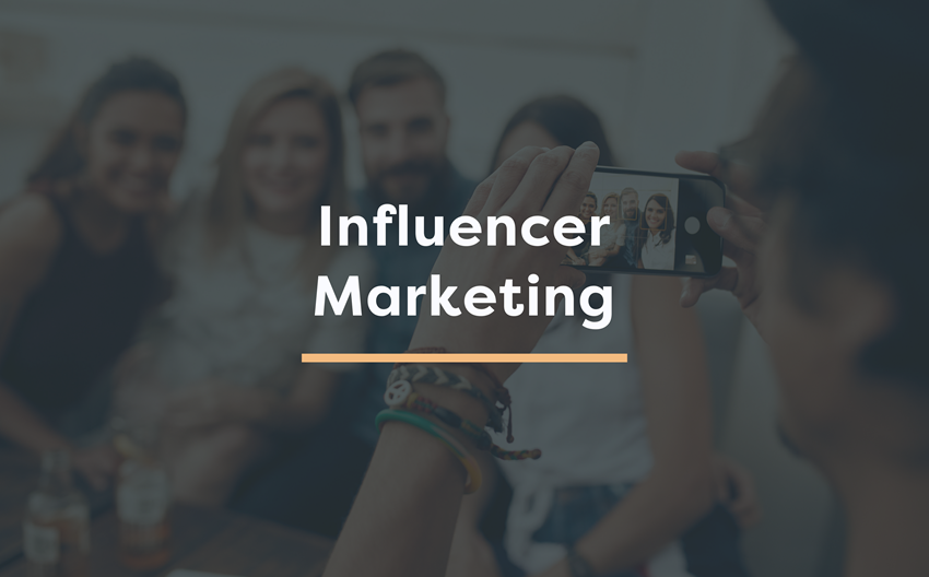 How to Build Your Brand with Influencer Marketing­