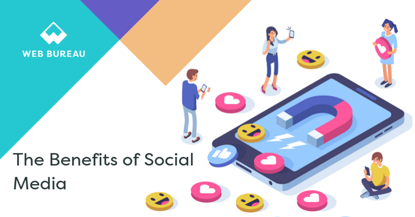 The Benefits of Social Media